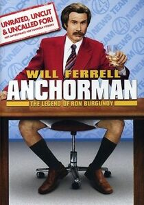 Anchorman: The Legend of Ron Burgundy (D...