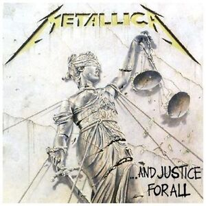 ...And Justice for All by Metallica (CD,...