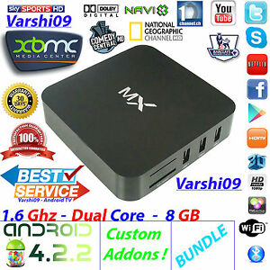 android tv box xbmc smart 3d jailbroken hd live sports uk jellybean new ebay