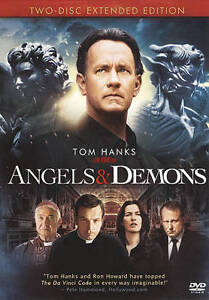Angels & Demons (DVD, 2009, 2-Disc Set, ...