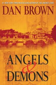 Angels and Demons by Dan Brown (2003, Ha...