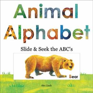 Animal Alphabet : Slide and Seek the ABC...