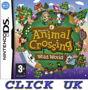 Animal Crossing for Nintendo DS