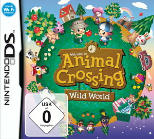 Animal Crossing: Wild World (Nintendo DS...