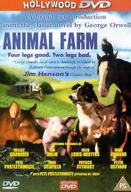 Animal Farm (DVD, 2002)