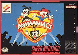 Animaniacs  (Super NES, 1994)