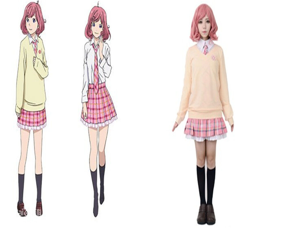 noragami ebisu kofuku women cosplay costume school uniform outfit