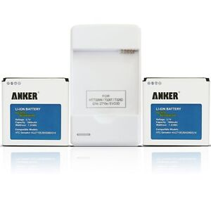 Anker-2-x-1900mAh-Li-ion-Akkus-fuer-HTC-Sensation-Sensation-XE-EVO-3D