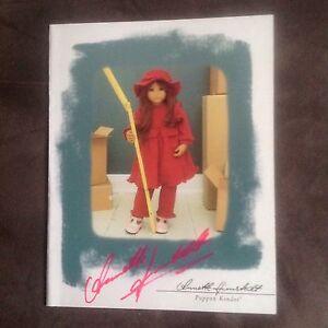 Annette-Himstedt-Puppe-Catalina-mit-Zertifikat-Signatur-im-Orginalkarton-1998