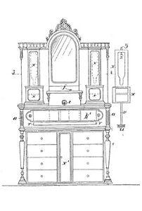 antike kommoden angebote auf waterige. Black Bedroom Furniture Sets. Home Design Ideas