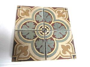 antike alte historische keramik fliesen von ebay. Black Bedroom Furniture Sets. Home Design Ideas