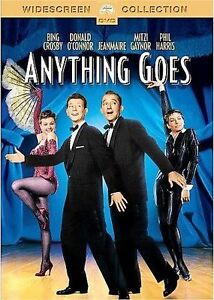 Anything Goes (DVD, 2005)