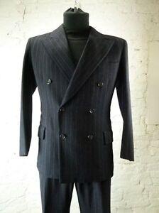 anzug 1930 40er jahre vintage suit1930 40s size m gr 24 25 kurze rmel ag2 ebay. Black Bedroom Furniture Sets. Home Design Ideas