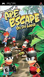 Ape Escape: On the Loose  (PlayStation P...