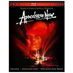 Apocalypse Now (Blu-ray Disc, 2010, 2-Di...