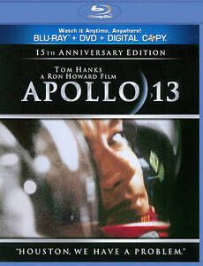 Apollo 13 (Blu-ray/DVD, 2011, 2-Disc Set...