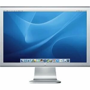 "Apple Cinema Display 20""  Widescreen LCD..."