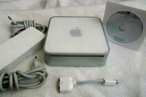 Apple Mac Mini Desktop - (March,2009), Excellent Condition w/ Upgrades! in Computers/Tablets & Networking, Desktops & All-In-Ones, Apple Desktops & All-In-Ones | eBay