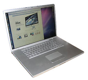 "Apple MacBook 17"" Laptop - MB766LL/A (Oc..."