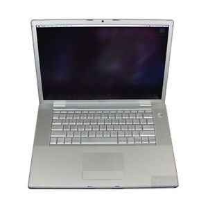 "Apple MacBook Pro 15.4"" Laptop - MB133LL..."