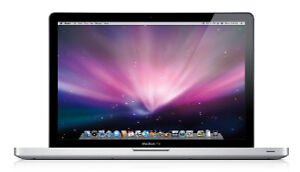 "Apple MacBook Pro 15.4"" Laptop - MC118LL..."