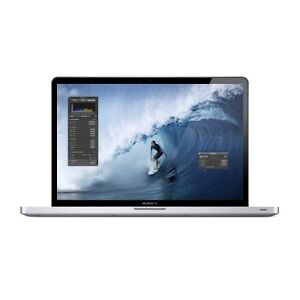 "Apple MacBook Pro 17"" Laptop - MC725B/A ..."