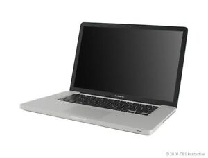 "Apple MacBook Pro A1297 17"" Laptop - MC7..."