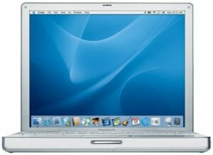 "Apple PowerBook G4 12.1"" Laptop - M9184L..."