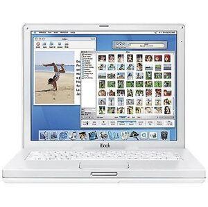 "Apple iBook 14.1"" Laptop (October, 2003)..."