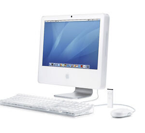 "Apple iMac 17"" Desktop - M9843LL/A (May,..."