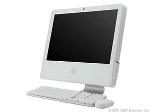 "Apple iMac 17"" Desktop - MA063LL/A (Octo..."