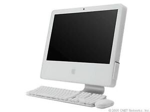 "Apple iMac 17"" (May, 2005)"