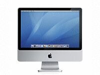 "Apple iMac 20"" Desktop - MA876LL/A (Augu..."