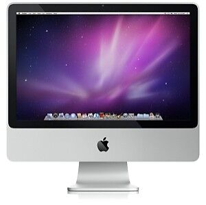 "Apple iMac 20"" Desktop - MB324B/A (April..."