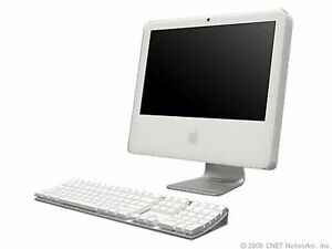 "Apple iMac 20"" Desktop (September, 2006)..."