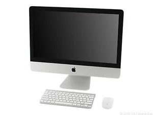 "Apple iMac 21.5"" Desktop - MC508LL/A (Ju..."