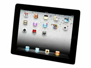 Apple iPad 2 16GB, Wi-Fi, 9.7in - Black ...