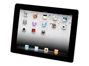 Apple iPad 2 64GB, Wi-Fi, 9.7in - Black ...