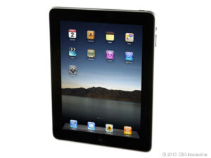 Apple iPad 32GB, Wi-Fi, 9.7in - Black