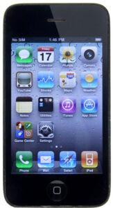Apple iPhone 3GS - 8 GB - Schwarz (T-Mob...