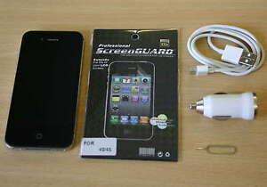 Apple-iPhone-4-16-GB-Schwarz-Ohne-Simlock-Smartphone-mit-Haendler-Rechnung