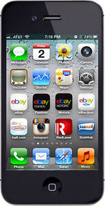 Apple iPhone 4s - 16 GB - Black (Orange)...
