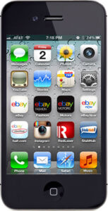 Apple iPhone 4s - 16 GB - Schwarz (T-Mob...
