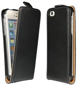 Apple-iPhone-5-5S-Tasche-Cover-Case-fuer-Handy-Schutz-Huelle-Schale-Klapp-Etui