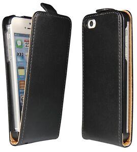 Apple-iPhone-5-5S-Tasche-Cover-Case-fuer-Handy-Schutz-Huelle-Schale-Klapp-Tasche