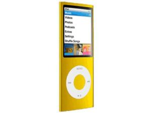 Apple iPod Nano 4th Generation Yellow (8...