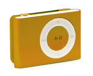 Apple iPod Shuffle 2nd Generation Orange...