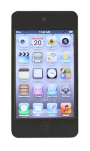 Apple iPod Touch 4th Generation Black (1...