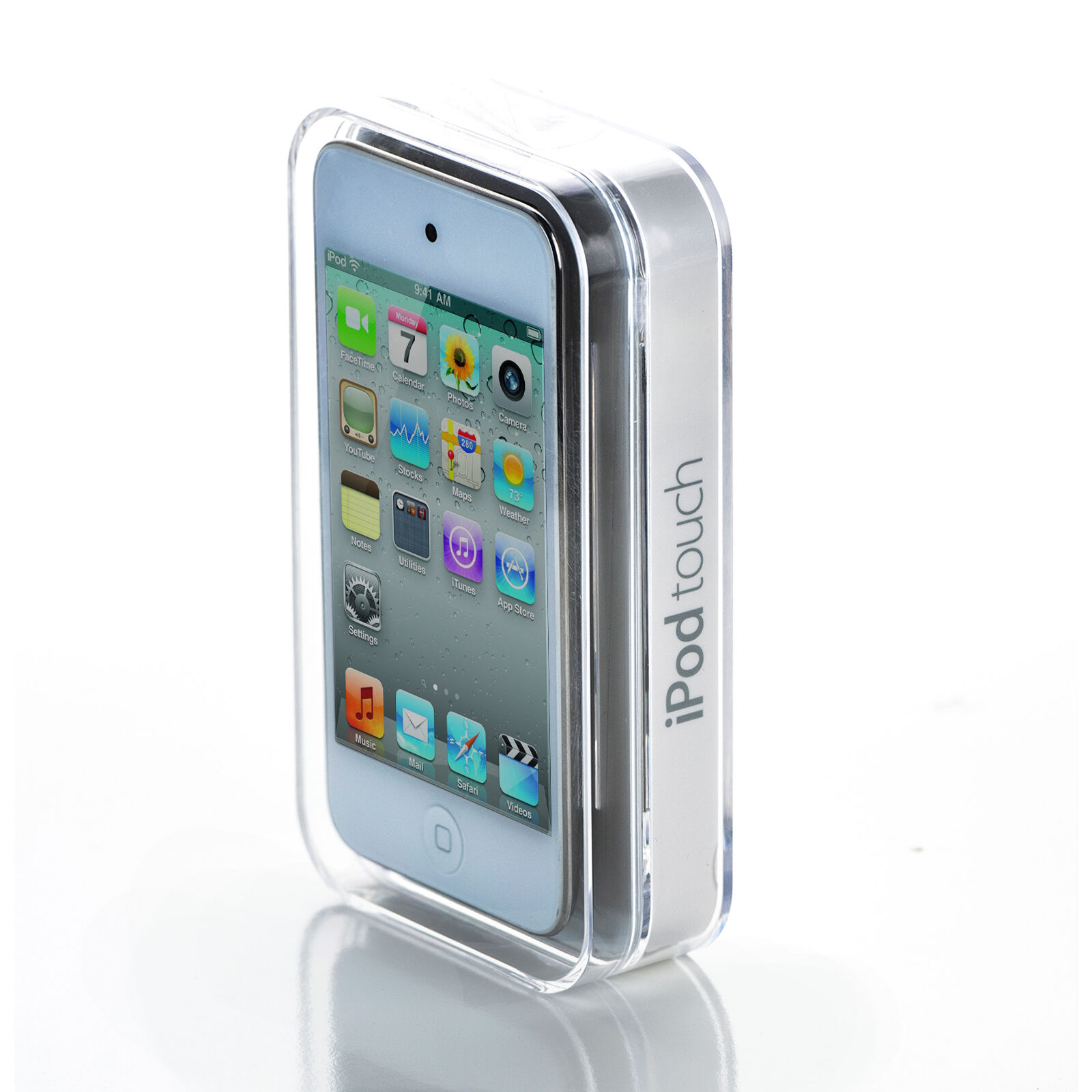 apple ipod touch 4th generation 32 gb white color mp3. Black Bedroom Furniture Sets. Home Design Ideas