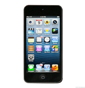 Apple iPod Touch 5th Generation Black & ...